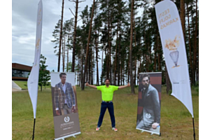 Eesti Golfi Karikasari by Aleksander Boutique