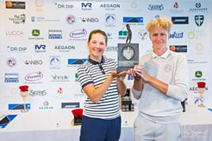 Tallinn Golf Cup by Sven Kaljuveer karikavõitjad Soo ja Silchenko