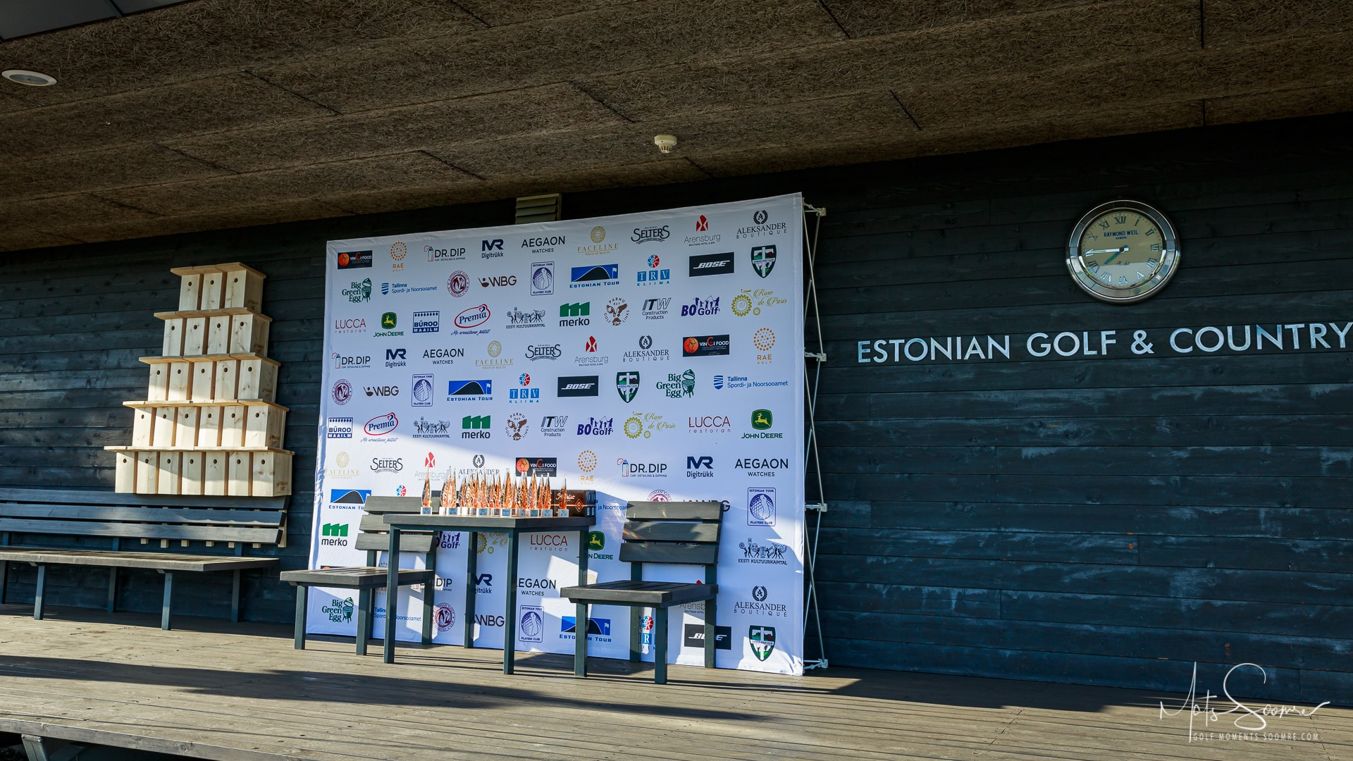 Eesti Golfi Karikasari by ITW Construction
