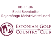 Estonian Senior Match Play EGCC