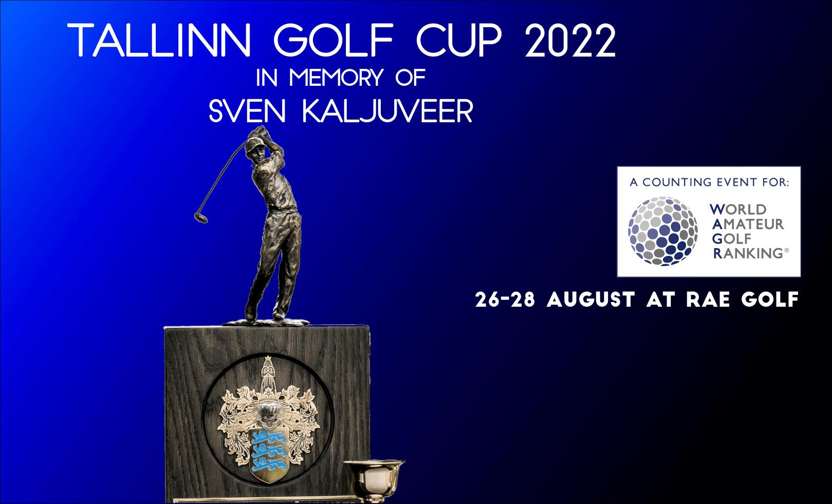 Tallinn Golf Cup by Sven Kaljuveer